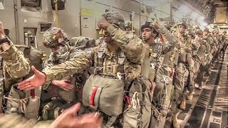 Video US Military Soldiers, Airmen In Airborne Operations MP3, 3GP, MP4, WEBM, AVI, FLV Juni 2019