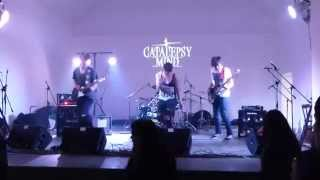 Video Catalepsy Mind (full hd) part1/6 live Bugrfest vol 2