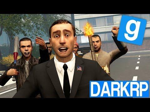 Garrys Mod - ÉMEUTE A CAUSE DU MAIRE !! - Garry's Mod DarkRP