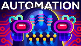 The Rise of the Machines – Why Automation is Different this Time by Kurzgesagt - In a Nutshell