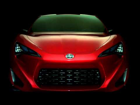 0 Scion FR S Concept | Preview