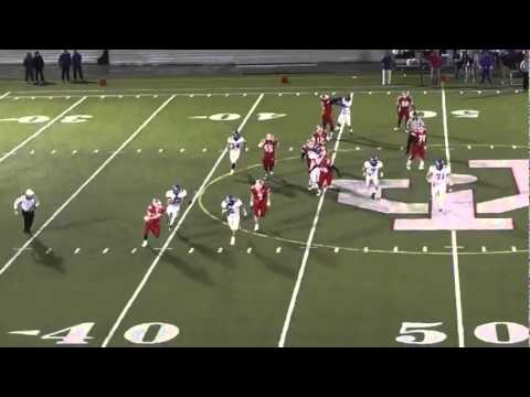 Drew Ervin  Jackson HS, Jackson  OH   2011 Regular Season  Highlights (10-0)