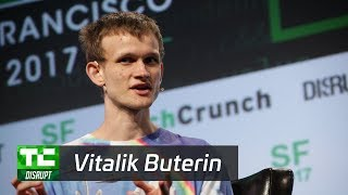 Decentralizing Everything with Ethereum's Vitalik Buterin | Disrupt SF 2017