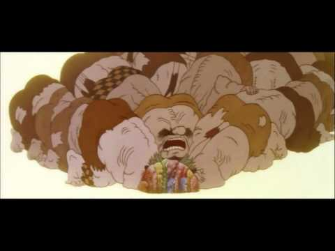 The Thief and the Cobbler Foodfight! 2002 Trailer