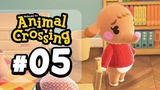 THE ISLAND TRAITOR!! | Animal Crossing New Horizons (Episode 5) by Tyranitar Tube