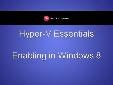 how to enable hyper v for the windows phone emulator