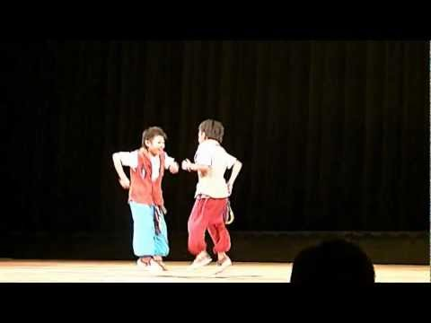 DANCE CONTEST IN TAKASAGO 2012  ZEAL (видео)