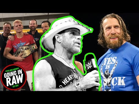 Daniel Bryan Re-signs With WWE! Shawn Michaels Out Of Retirement Confirmed? Going In Raw!