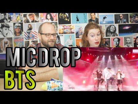 BTS - Mic Drop Live (Bulletproof Boy Scouts) - REACTION