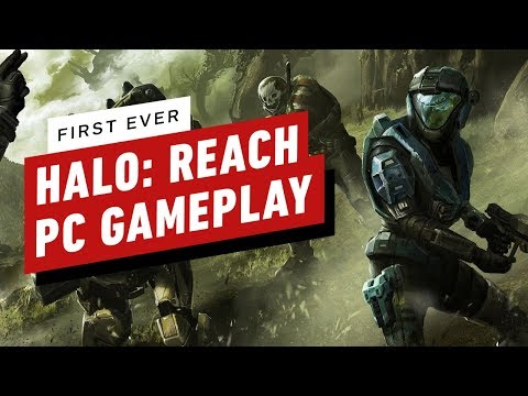 Halo: Reach PC Gameplay (The Master Chief Collection) - Thời lượng: 49:07.