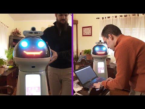 Ängste: Klauen uns Roboter bald die Arbeit?