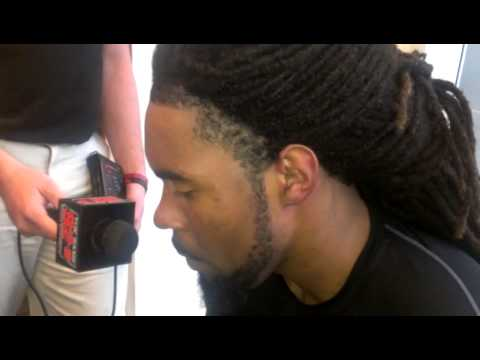 Ramik Wilson Interview 10/28/2013 video.