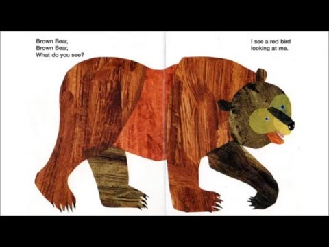 Brown Bear, Brown Bear, What Do You See  Read Aloud