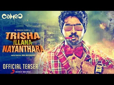 Trisha Illana Nayanthara Teaser HD Video