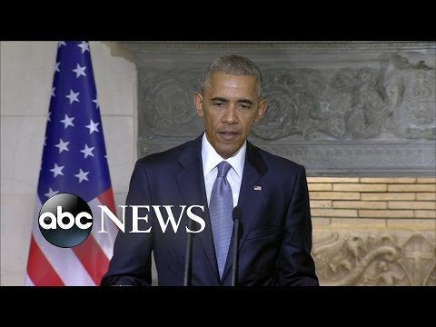 Obama: Knew Americans Were Angry Before Election