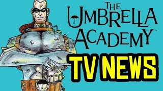 Hey everyone here's some news concerning 'The Umbrella Academy'.Background music by James Dean Death Scene:https://www.youtube.com/watch?v=TeuP3LS6yowCheck us out here:https://www.youtube.com/user/JamesDeanDeathScene/videos