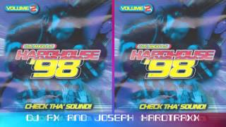 Download Lagu L A   Hard House 98 Vol 2 mixed DJ FX & Joseph Hardtraxx Mp3