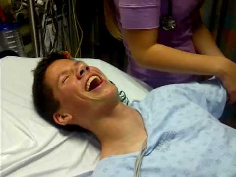 Weirdest reaction to anesthetic