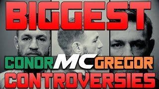 Video Biggest Conor Mcgregor Controversies MP3, 3GP, MP4, WEBM, AVI, FLV Juni 2019