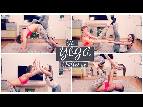 The Yoga Challenge with Caspar Lee   Zoella