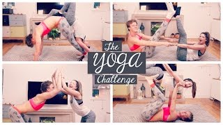The Yoga Challenge with Caspar Lee | Zoella