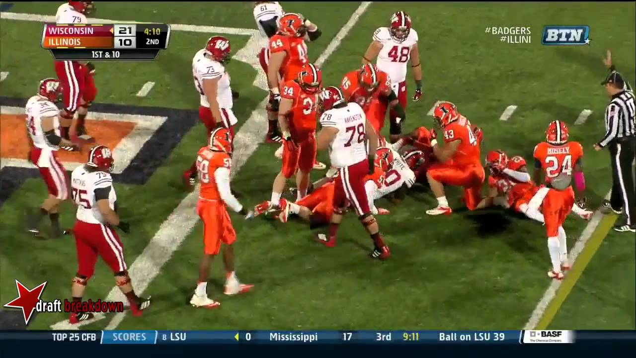 James White vs Illinois (2013)