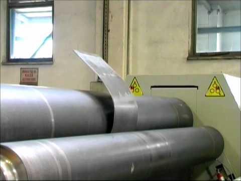 Valjci za lim Sahinler 4R HSS 25-350 CNC