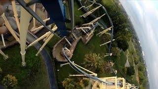 Front Row Montu at Busch Gardens Tampa Florida 2015 complet roller coaster on ride a great roller coaster i love it !!!!!!!! thanks everybody You Can Subscri...