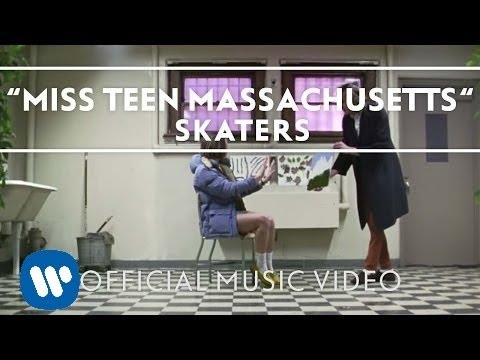 SKATERS - Miss Teen Massachusetts [Official Video]