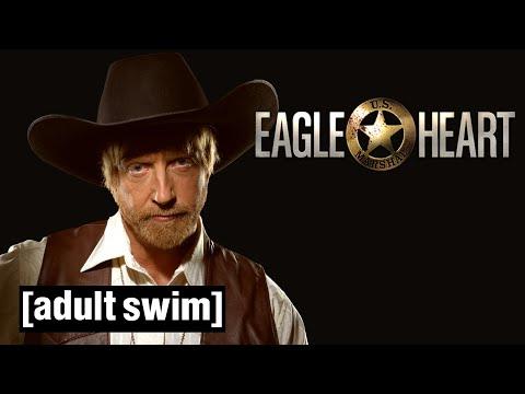 Eagleheart   Leapfrog   Adult Swim UK 🇬🇧