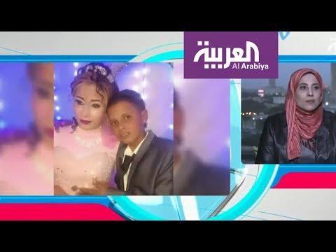 العرب اليوم - شاهد : خطوبة طفلين في مصر واقعة تثير الجدل
