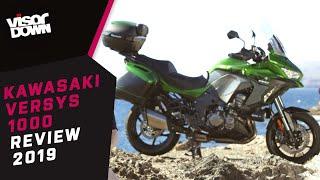 9. Kawasaki Versys 1000 - Review 2019