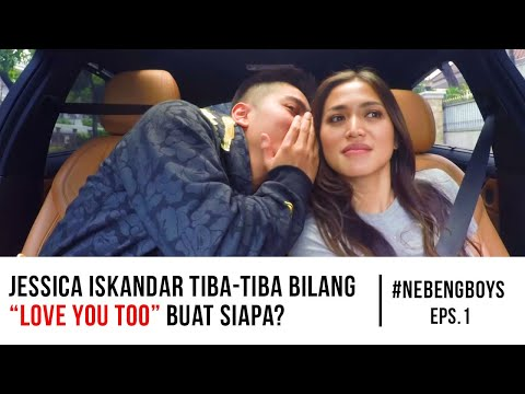 Boy William Ngajak Nge-date Jessica Iskandar!? - #NebengBoy Eps 01