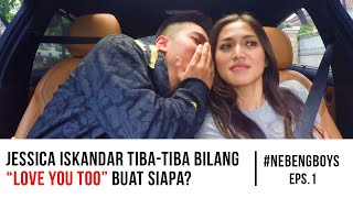 Video #NebengBoy Eps 01 - Boy William Ngajak Nge-date Jessica Iskandar!? MP3, 3GP, MP4, WEBM, AVI, FLV Desember 2017