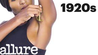 Video 100 Years of Hair Removal | Allure MP3, 3GP, MP4, WEBM, AVI, FLV Juni 2019
