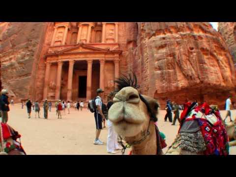 Petra, Jordánia Éjféli Kiáltás Misszió zarándokút