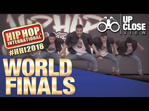 UpClose View: CBAction - Argentina | Gold Medalist Adult Division at HHI's 2018 World Finals
