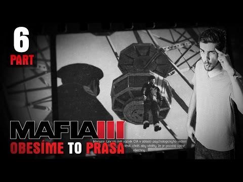 MAFIA III - OBESÍME TO PRASA!  EP. 6 │ GOGOMANTV
