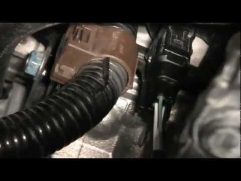 Honda odyssey o2 sensor фото