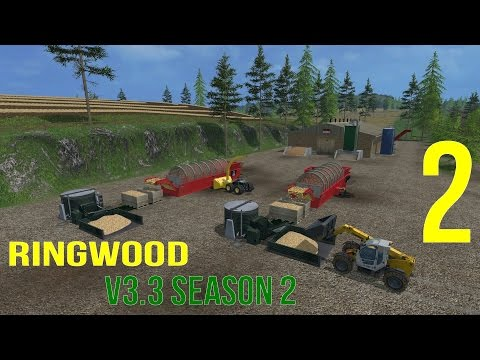 Ringwoods V3 Dual Maps by Stevie