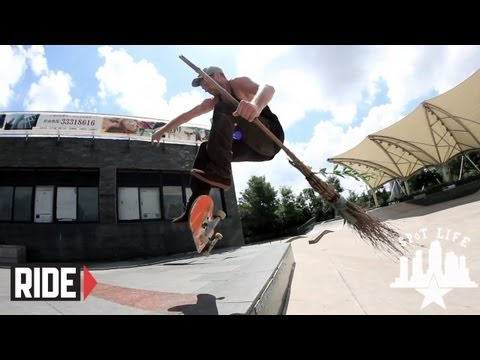 Eric Koston, Clint Peterson, Lebron James, and More at Damn Am Shanghai 2012: SPoT Life Episode 21
