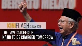 Video Najib arrested, to be charged tomorrow   KiniFlash - 3 July MP3, 3GP, MP4, WEBM, AVI, FLV Juli 2018