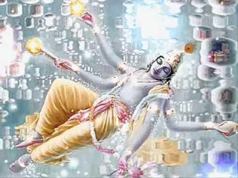अच्युतम केशवं राम नारायणं अच्युता अष्टकम