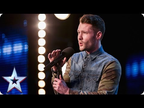 Golden boy Calum Scott hits the right note | Audition Week 1 | Britain's Got Talent 2015 - Thời lượng: 4:53.