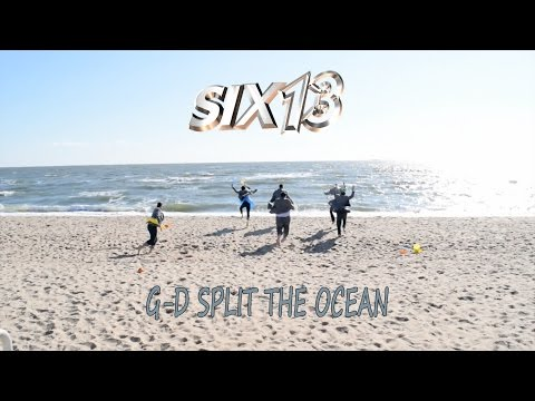 "G-d Split The Ocean (a ""Cake By The Ocean"" adaptation for Passover)"