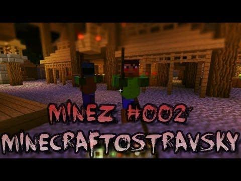 Minez #002 | MinecraftOSTRAVSKY | Jdeme na ně [PiP][HD]