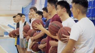 Баскетболдан «Астана» балалар Академиясы