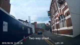 Sheffield United Kingdom  city photos : Sheffield Bad Drivers Compilation #13