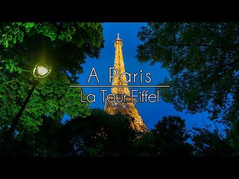 parigi: la tour eiffel