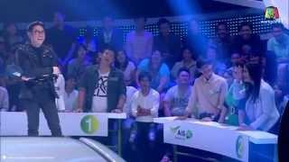 Pitsana Frarab 25 June 2014 - Thai Game Show